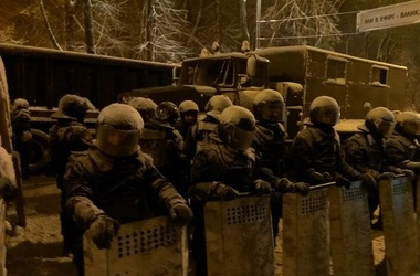 ВВ МВД в Киеве